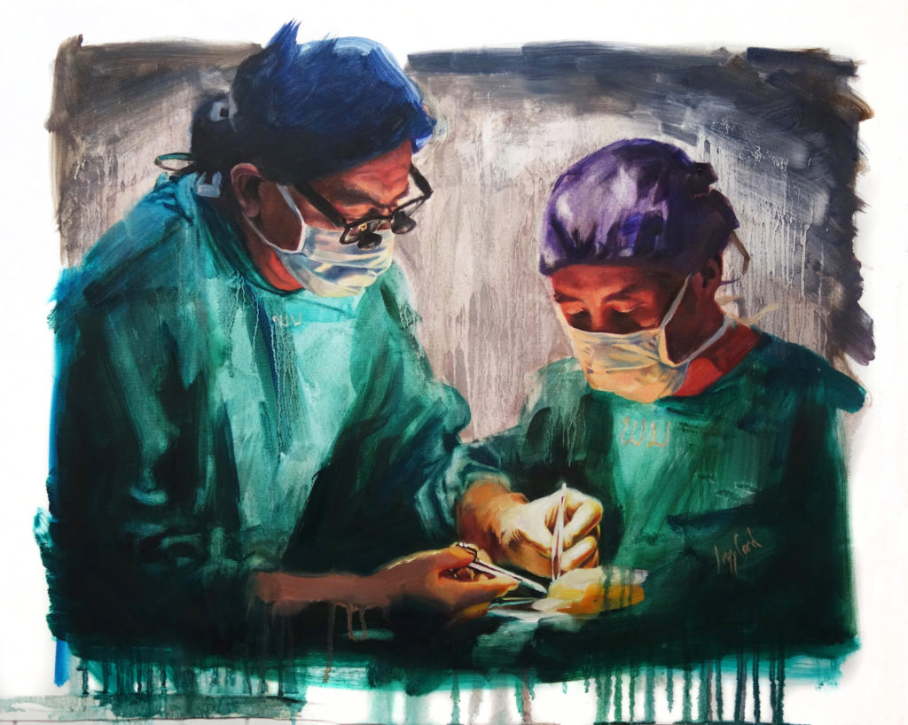 Mahosot Surgery II